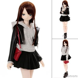Azone Black Raven Series - Cecily / Edge of Echoes -Tsuioku no Shoujo- Complete Doll