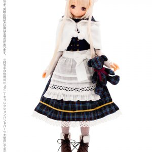 Azone - EX Cute Family Otogi no kuni - Rose White Mio Doll Show Commemorating ver. Complete Doll