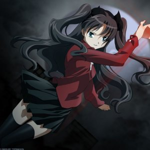 [anime][NN][Fate/Stay Night] Rin Tohsaka