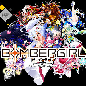 Bombergirl game cover